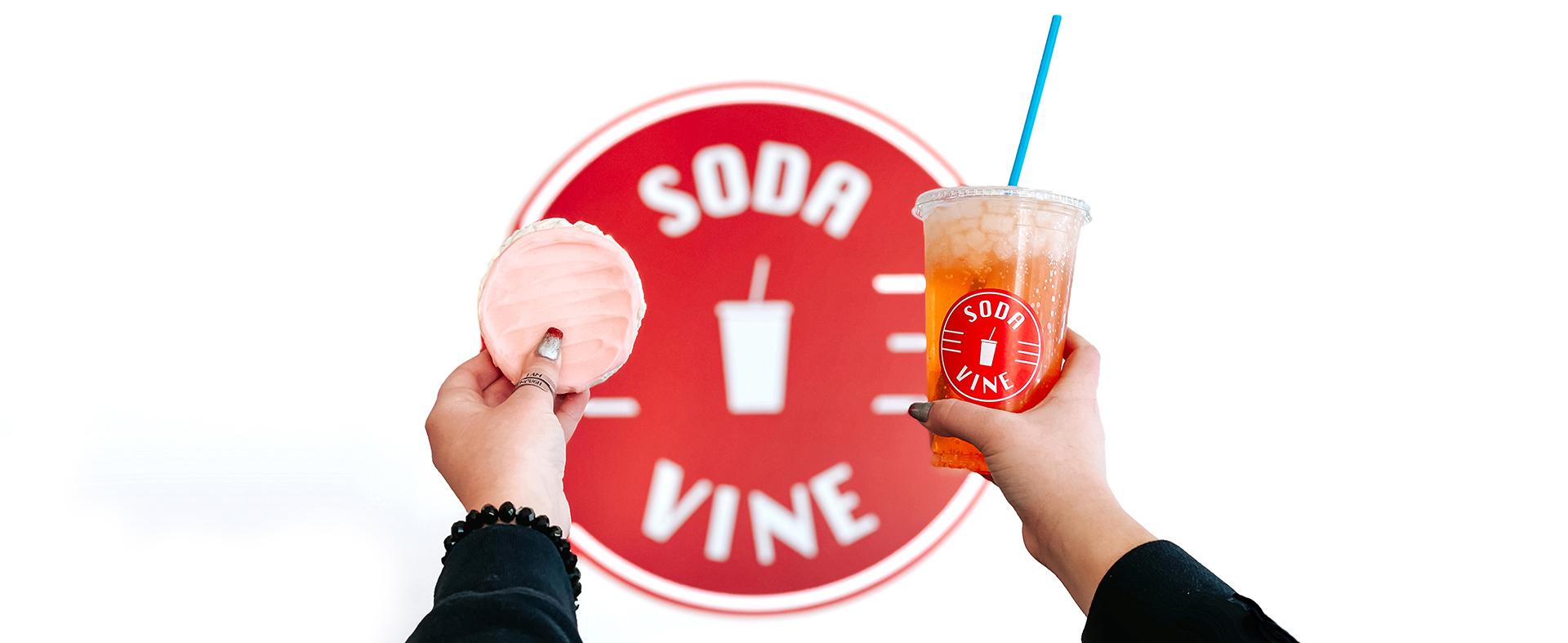 Soda-Vine-soda-and-cookies-idaho
