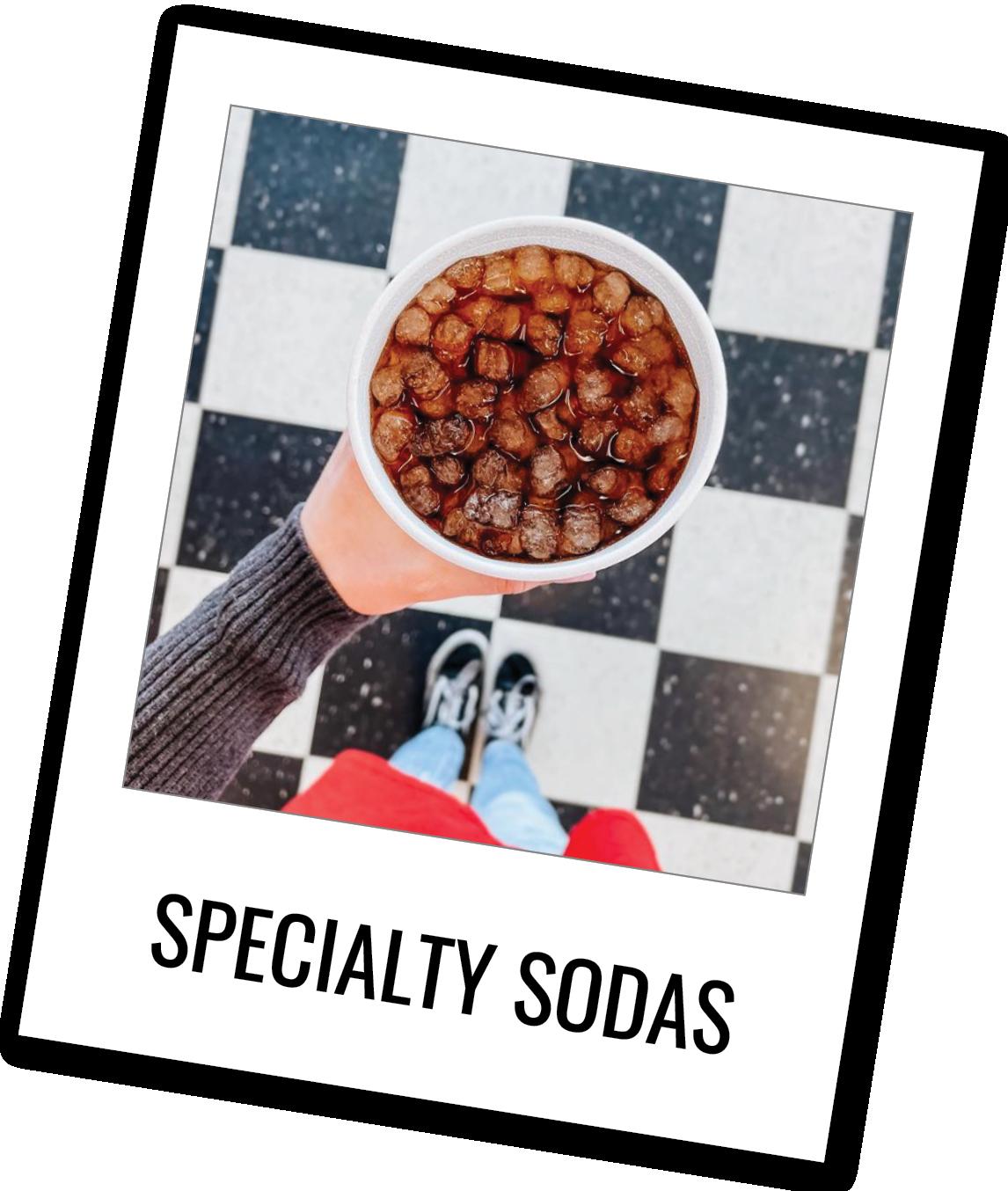 Sodavine Idaho Specialty Sodas